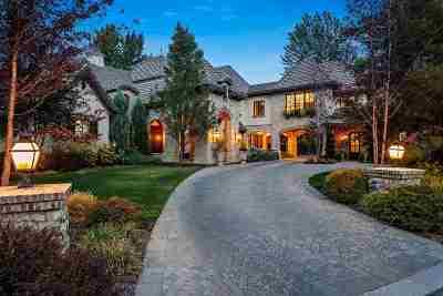 Boise, Eagle, Meridian, Middleton, Nampa, Star, Mountain Home Single Family Home For Sale: 1128 W Shearwater Lane