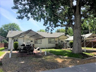 Weiser Single Family Home For Sale: 620 E 10th St.