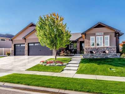 Nampa Single Family Home For Sale: 13413 S Stockbridge Way