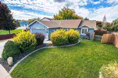 Boise Single Family Home For Sale: 12583 W Lewisburg