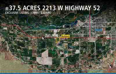 Emmett Residential Lots & Land For Sale: 2213 W Highway 52
