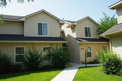 Boise Condo/Townhouse For Sale: 2225 S Hervey St