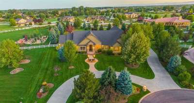 Boise, Eagle, Kuna, Meridian, Nampa, Star Single Family Home For Sale: 3665 W Fieno Court