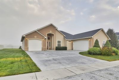 Nampa Single Family Home For Sale: 1275 S Millstream Dr
