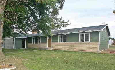 Emmett Single Family Home For Sale: 3030 Jackson Avenue