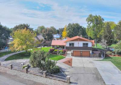 Boise Single Family Home For Sale: 5609 N Fieldcrest Dr
