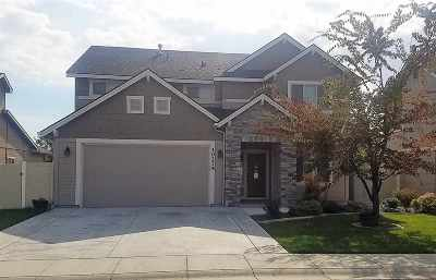 Nampa Single Family Home For Sale: 10375 Sumpter