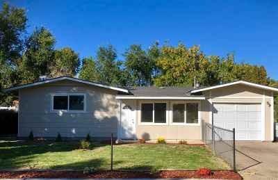Caldwell ID Single Family Home Back on Market: $193,000