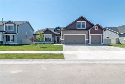 Nampa Single Family Home For Sale: 3634 S Alice Falls Ave.