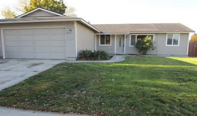 Meridian ID Single Family Home For Sale: $229,900