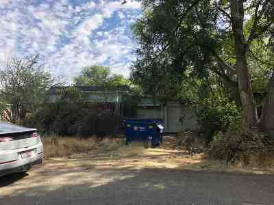 Mountain Home Single Family Home For Sale: 438 NE Cedar
