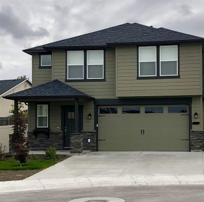 Boise Single Family Home For Sale: 4365 S Silverpine Ave
