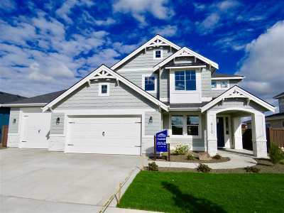 Meridian Single Family Home Back on Market: 4110 W Sunny Cove St