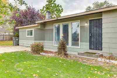 Single Family Home For Sale: 20521 N N Brown St