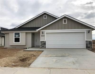 Single Family Home For Sale: 1100 E Firestone Dr.