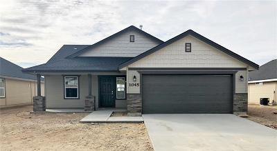 Kuna Single Family Home For Sale: 2340 N Hose Gulch Ave.