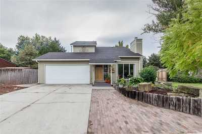 Boise Single Family Home For Sale: 5105 Harbourview Dr