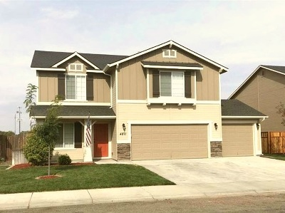 Boise Single Family Home For Sale: 4871 S Chex Way