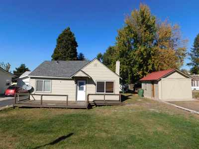 Payette Multi Family Home For Sale: 1625 2nd Ave S