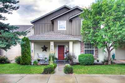 Boise Single Family Home For Sale: 4160 E Trekker Rim
