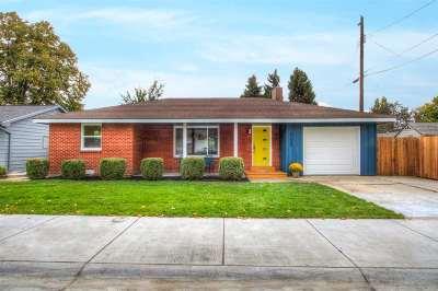 Boise Single Family Home For Sale: 4223 W Camas Street