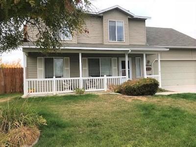 Nampa Single Family Home For Sale: 2406 E Ohio Ave