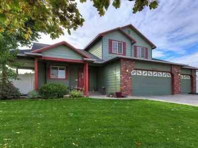 Nampa Single Family Home For Sale: 4035 E Chesapeake Dr