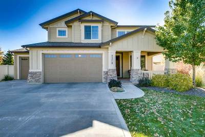 Meridian Single Family Home For Sale: 4378 S Genoard Place