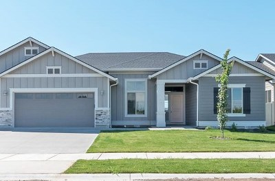 Meridian Single Family Home For Sale: 3306 E Taormina Dr.