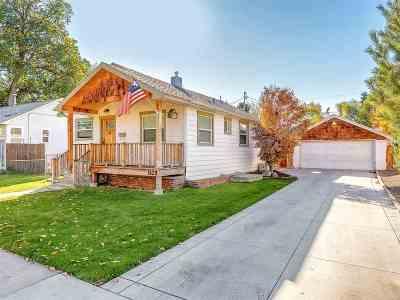 Boise Single Family Home New: 1429 S Denver Ave.
