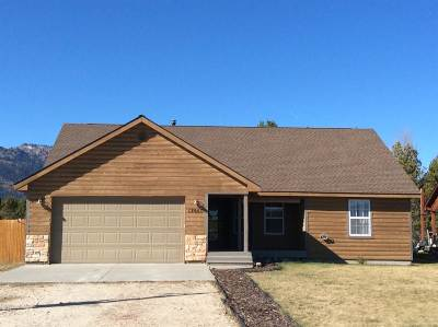 Valley County Single Family Home For Sale: 12951 Siscra Rd