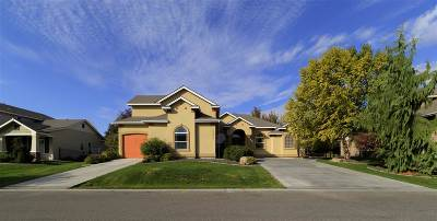 Nampa Single Family Home New: 12375 S Carriage Hill Way
