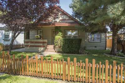 Multi Family Home For Sale: 1514 W Dewey
