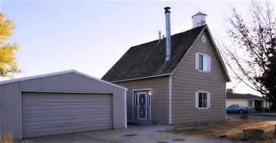 Glenns Ferry Single Family Home For Sale: 87 E E Snake River Ave