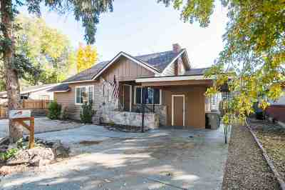 Nampa Single Family Home New: 22 N Fairview