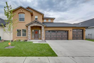 Boise Single Family Home For Sale: 2682 N Bluewater Ave.