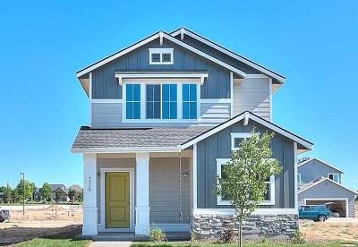 Meridian Single Family Home For Sale: 788 S Boardwalk Row