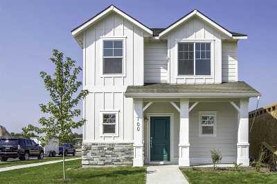 Meridian Single Family Home For Sale: 764 S Boardwalk Row