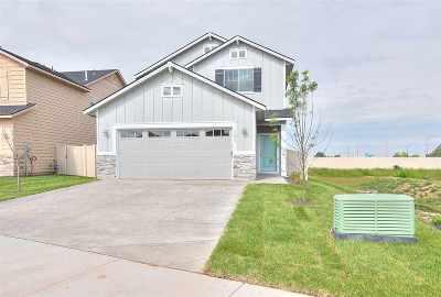 Meridian Single Family Home For Sale: 3362 S Glacier Bay