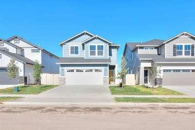 Meridian Single Family Home For Sale: 3350 S Glacier Bay
