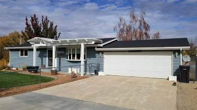 Nampa Single Family Home For Sale: 6220 E Willow Ave