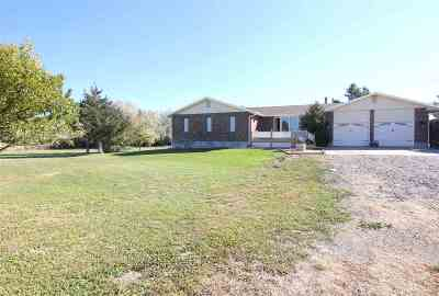 Bliss, Kimberly, Gooding, Hagerman, Jerome, Twin Falls, Filer, Wendell Single Family Home For Sale: 3584 N 1900 E