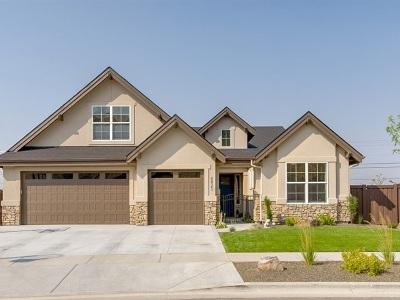Boise Single Family Home New: 6825 E Greybull Dr