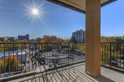 Boise Condo/Townhouse For Sale: 323 W Jefferson #409