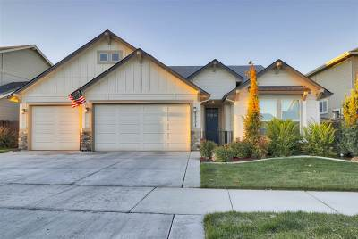 Single Family Home New: 1233 W Deer Crest Dr