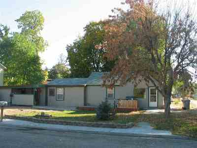 Single Family Home For Sale: 1215 Lincoln Ave.