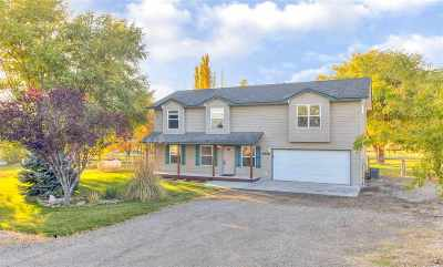 Nampa Single Family Home For Sale: 8868 Starry Ln.