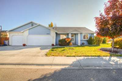 Nampa Single Family Home New: 16740 N Sussex Lane