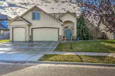 Meridian Single Family Home New: 2069 W Boulder Bar Dr