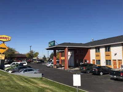Boise Commercial For Sale: 2526 W Airport Way